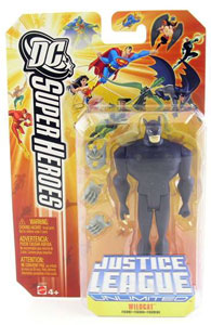 DC Superheroes JLU: WildCat