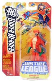 DC Superheroes JLU: Copperhead