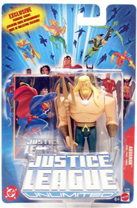 Justice League Unlimited: Aquaman