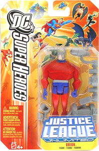 DC Superheroes JLU: Orion