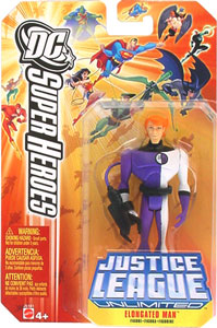 DC Superheroes JLU: Elongated Man