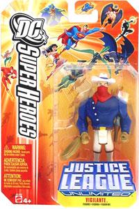 DC Superheroes JLU: Vigilante