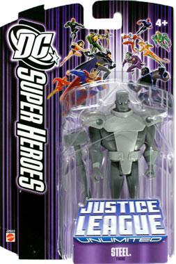 DC Superheroes Purple - Steel