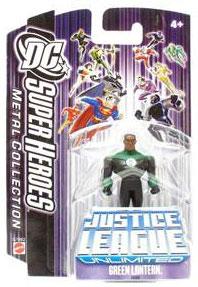 Metal Collection Purple - Green Lantern