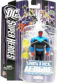 DC Superheroes Purple - Sinestro