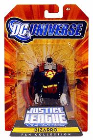 DC Universe - JLU: Bizarro
