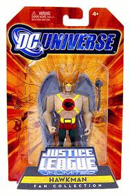 DC Universe - JLU: Hawkman