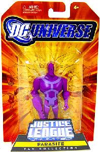 DC Universe - JLU: Parasite