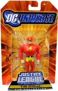 DC Universe - JLU: Fan Collection - Justice Guild The Streak