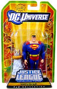 DC Universe - JLU: Fan Collection - Superman with Mini Kandor