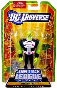 DC Universe - JLU: Fan Collection - Brainiac
