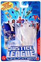 Justice League Unlimited Martian Manhunter