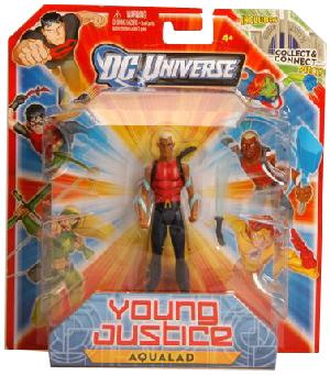 Young Justice - 4.25-Inch Aqualad