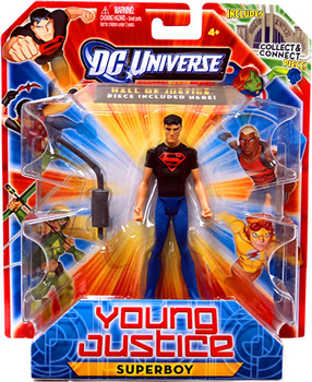 Young Justice - 4.25-Inch Superboy