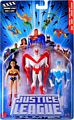 Justice League Unlimited 3-Pack: Wonder Woman, Hawk, Dove