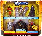DC Universe - Crisis - Mallah Revenge[Robin, Cyborg, Raven, Brain, Arsenal, Monsieur Mallah]