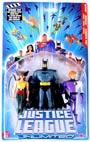 Justice League Unlimited 3-Pack: Batman, Hawkgirl, Elongated Man