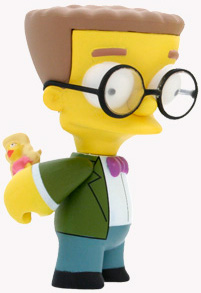 4-Inch Kidrobot Simpsons - Mr Smithers