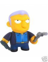 4-Inch Kidrobot Simpsons - Fat Tony