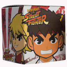 Kidrobot - Street Fighter BLIND BOX
