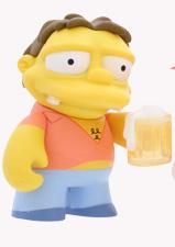 4-Inch Kidrobot Simpsons - Barney Gumbo
