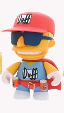 4-Inch Kidrobot Simpsons - Duffman