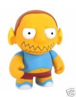 4-Inch Kidrobot Simpsons - Comic Book Guy