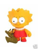 4-Inch Kidrobot Simpsons - Lisa
