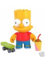 4-Inch Kidrobot Simpsons - Bart