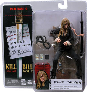 Kill Bill Series 2 - Elle Driver