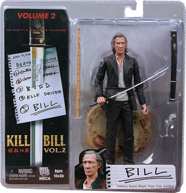 Kill Bill Series 2 - Bill David Carradine