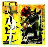 Kill Bill Series 1 - Crazy 88 Bald Fighter