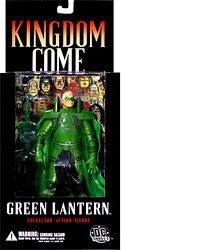 Green Lantern Kingdom Come