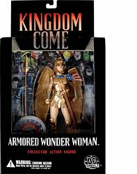 Armored Wonder Woman Kingdom Come