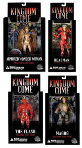 Kingdom Come Series 3 Set of 4