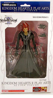 Kingdom Hearts 2 - Axel