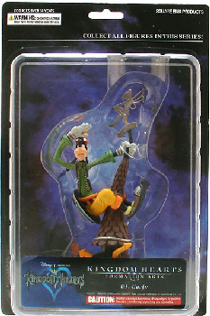 Kingdom Hearts 2 PVC - Goofy