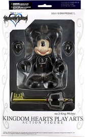 Kingdom Hearts Play Arts Vol 2 - Mickey Mouse
