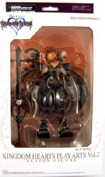 Kingdom Hearts Play Arts - Halloween Town Sora