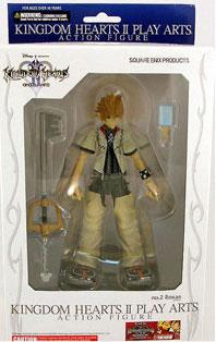 Kingdom Hearts 2 - Roxas