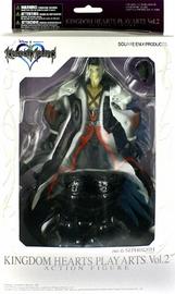 Kingdom Hearts Play Arts Vol 2 - Sephiroth