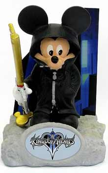 Kingdom Hearts Resin Paperweight - King Mickey