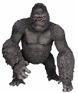 Mezco Deluxe 15-Inch King Kong - Facial expression may vary