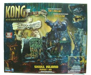 Kong - Skull Island Playset