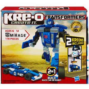 Kre-O Transformers Construction Set - Basic Autobot Mirage