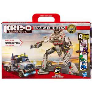 Kre-O Transformers Construction Set - Decepticon Megatron