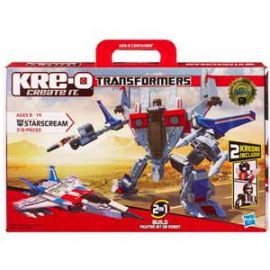 Kre-O Transformers Construction Set - Decepticon Starscream