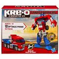 Kre-O Transformers Construction Set - Basic Autobot Optimus Prime
