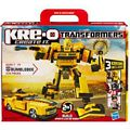 Kre-O Transformers Construction Set - DELUXE Autobot Bumblebee