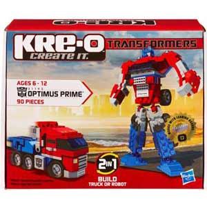 Kre-O Transformers Construction Set - Basic Autobot Optimus Prime